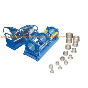Máquina de soldadura por fusión hidráulica de zócalo