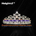 2inch Wholesale Rhinestone Crowns
