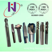Solid Carbide High Quality Face Finishing End Milling Cutting Tools for Milling Machine