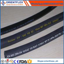 Rubber Hydraulic Hose SAE 100r2 Tube