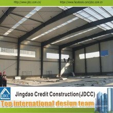 High Quality Steel Structure Prefabricated Barns
