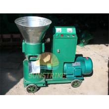 Kleine tierische Futtermittel Pellet Maschine mit guter Qualität