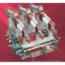 FZN21-12 y FZN21-12 (R) serie D interior CA HV carga interruptor con fusible