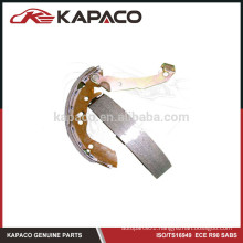 58305-02A10 car rear brake shoe for HYUNDAI Sonata 4-2.4L F/inj. (16V) DOHC (S) 1999-2000