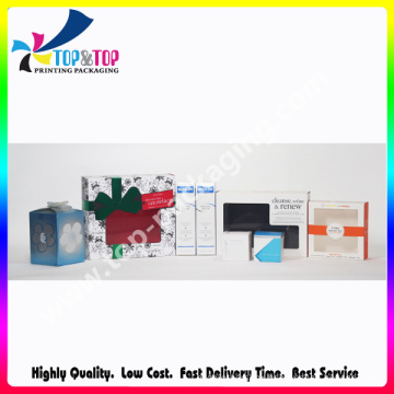 High Quality Laminated Foldable Paper Cosmetic Box