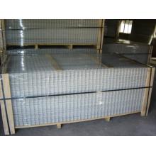 Folha de malha soldada de PVC para construção