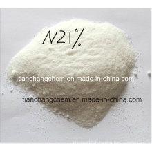 N 21% 2-5mm Engrais Sulfate d'ammonium