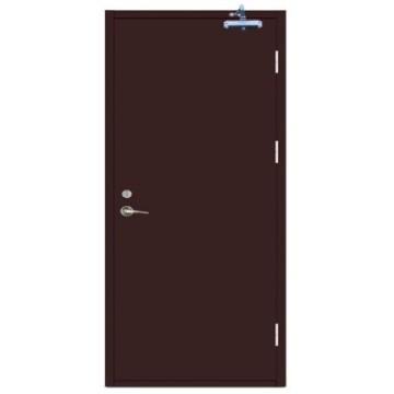 Anti-fire steel door