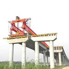 350ton Heavy Duty Truss Type Bridge Beam Erection Machine