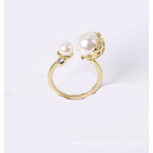 Simple Style Decoration with Shell Pearl Bead in Gold Plated Good Price