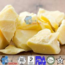 Beurre de cacao brut d'approvisionnement en usine de la Chine naturel