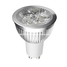 Nueva Dimmable GU10 5W de alta potencia LED Bulb Spotlight