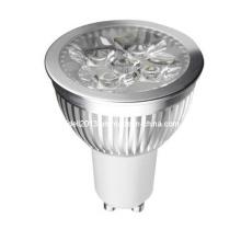 Novo Dimmable GU10 5W de alta potência LED Bulb Spotlight