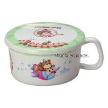 100%меламин посуда-детская Серия /сейф в миску Dishwasherkid (в pH621S)