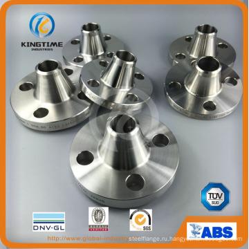 ASTM В16.5 кованые РФ из нержавеющей стали Приварной встык Фланец (KT0371)