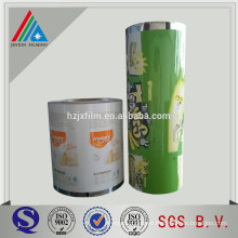 Plastic Film Food Wrap BOPET Foil