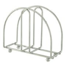 Mainstays Chromed Metal Wire Napkin Holder