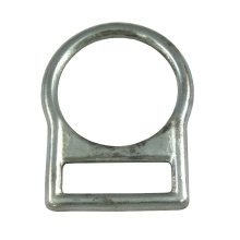 404 Schutzausrüstung Industrial Drop geschmiedet 2 Zoll D-Ring