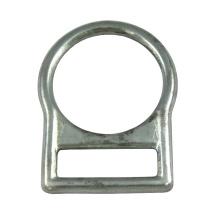 404 Équipement de protection Dégivrage industriel forgé 2 pouces D-ring