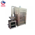 Meat Sausage Smoke House Machine