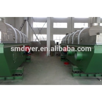 Monosodium glutamate vibrating fluid bed dryer
