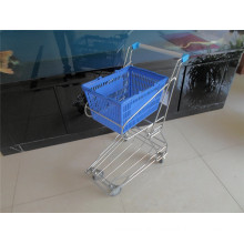 Heavy Duty Commercial Shopping Basket Trolley (YRD-J4)