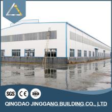 Construction métallique Projets de construction Structure en acier fabriqué