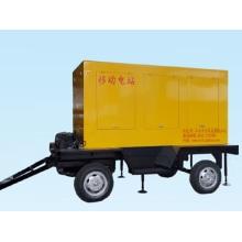 200КВТ/250КВА Дунфэн генератор дизельный CUMMINS набор