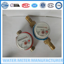 One Jet Single Wet-Dial Water Flow Meter