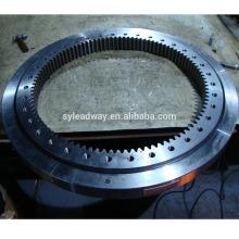 OEM Design large diameter ball bearings for crane slewing unit