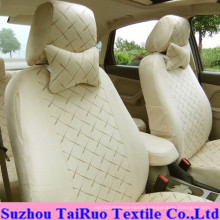Jacquard Micro Suede for Car Seat Fabric