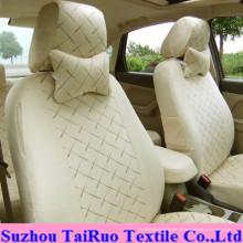 Jacquard Micro Suede para tecido de assento de carro