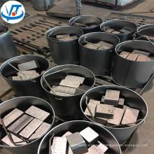 DT4 pur fer lingot moulé prix d'usine