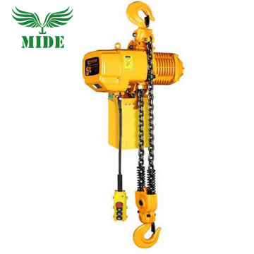 Malawakang paggamit ng maliit na electric pulley chain hoist equipment