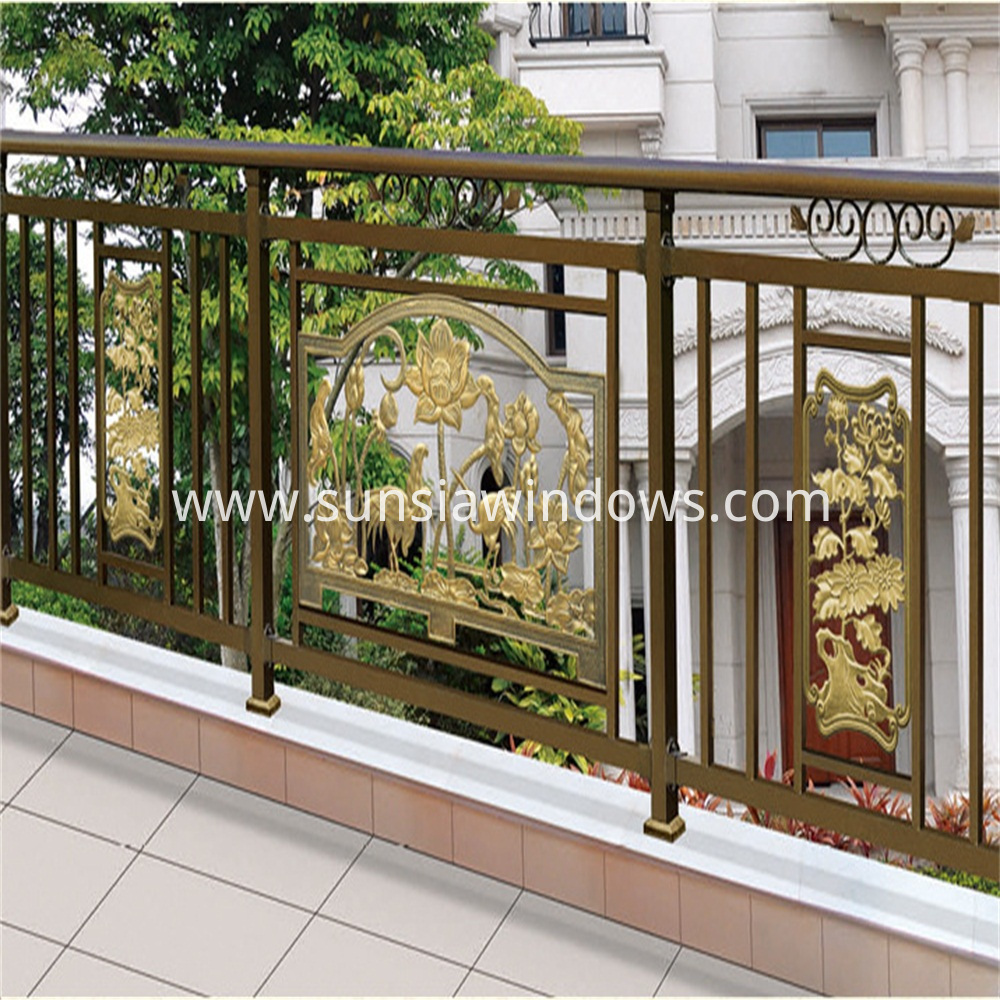 Balustrade for Balcony