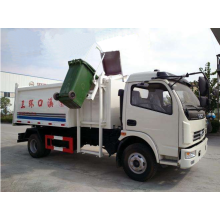 5Ton hang barrel garbage truck