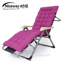 Venda quente e alta qualidade mobília do quarto camas reclináveis cadeira dobrável para vendas por atacado