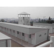 Модульная комната для тренажерного зала
