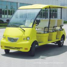 CE утверждает 8-местный электромобиль для экскурсий по городу (DN-8)