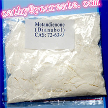 Oral Metandienone CAS 72-63-9 for Muscle Gain and Weight Loss