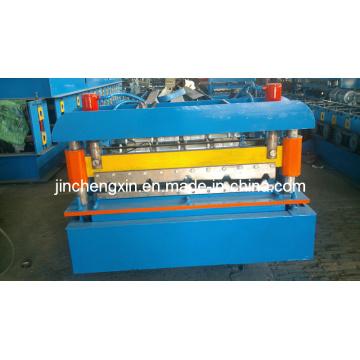 Maschine für verzinkte Bleche