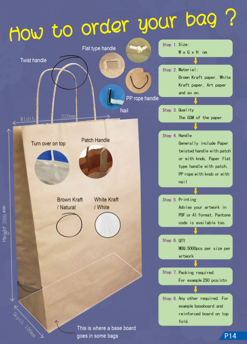 Food Carrier Bag