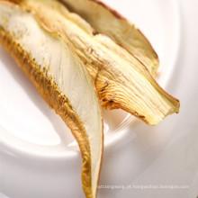 Cogumelos edulis secos de boletos
