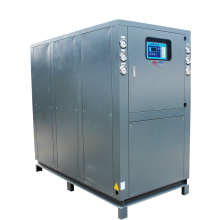 Smart industrial water cooling chiller