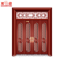 Luxury steel main entrance doors design