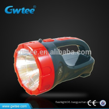 Super power brightness rechargeable portable led search light
