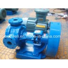 Pompe de rotor de haute viscosité d'acier inoxydable approuvée de la CE NCB