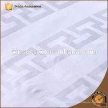 Weißes Satin Baumwollgewebe 230cm Breite