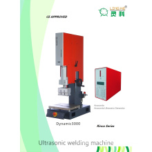Dynamic3000 Ultrasonic Plastic Welder