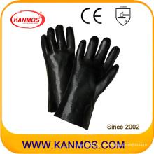Рабочие перчатки с защитной ПВХ-покрытием (51208)